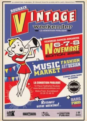 vintage affiche
